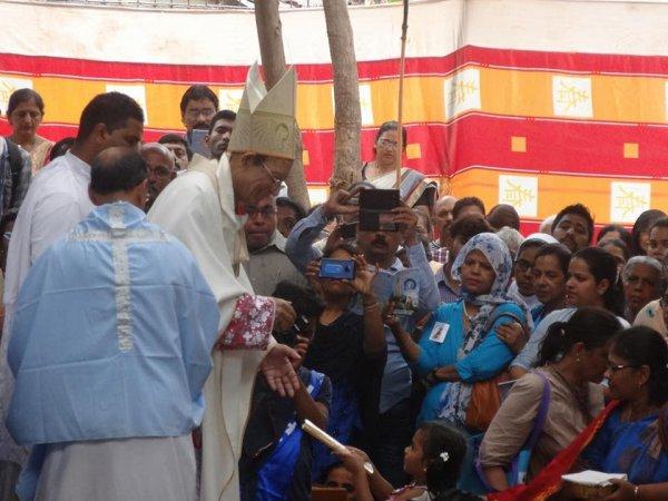 Centenario di Fatima nel santuario di Karjat in India-9