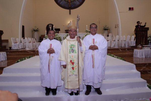 Ordinazioni in Indonesia, luglio 2017-1