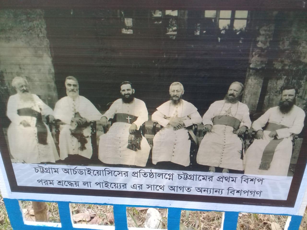 La Chiesa cattolica del Bangladesh festeggia 500 anni