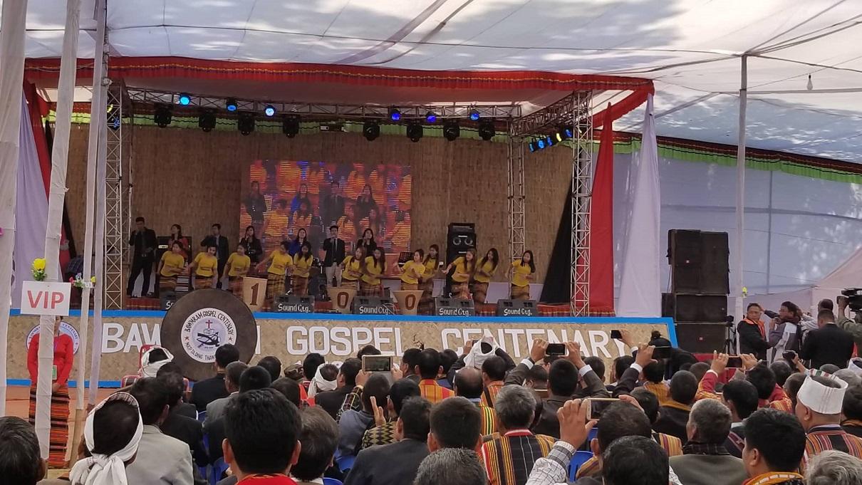Bawmram Gospel Centenary