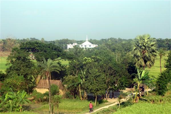 Cupola del santuario