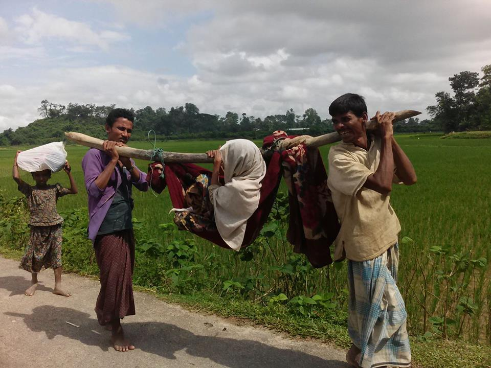 Bangladesh, profughi Rohingya lanciano un appello a papa Francesco