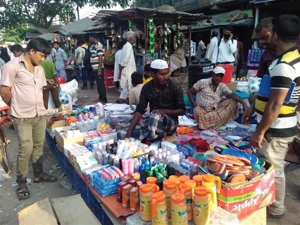 Cox's Bazar, reportage nel campo profughi dei Rohingya