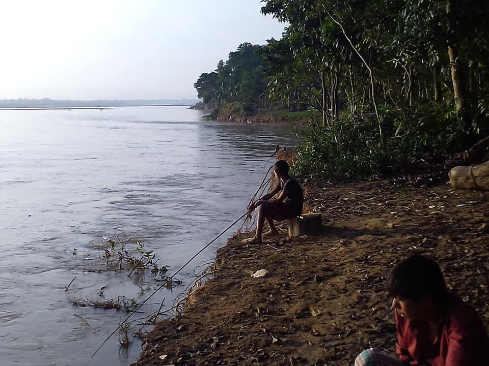 Someshwari's erosion
