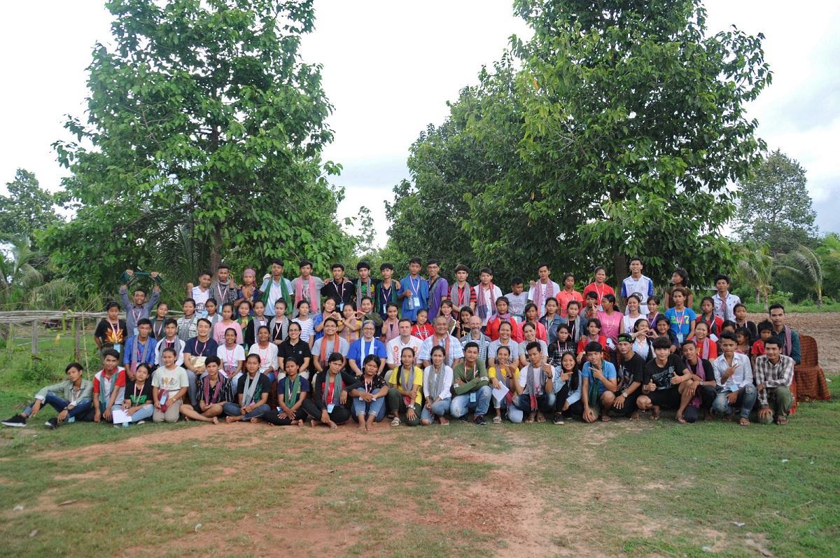 Fr. Franco Legnani: mission in Cambodia