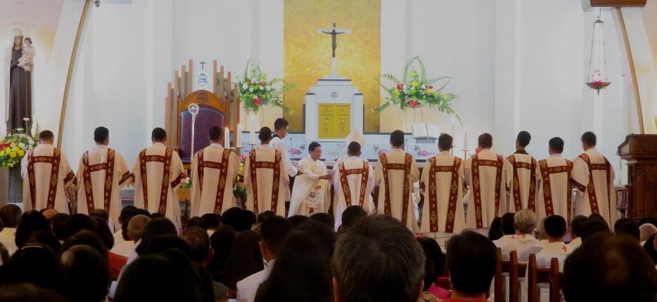 Diaconate ordination (Malang Diocese) - 02