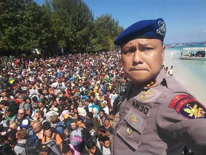 Terremoto a Lombok