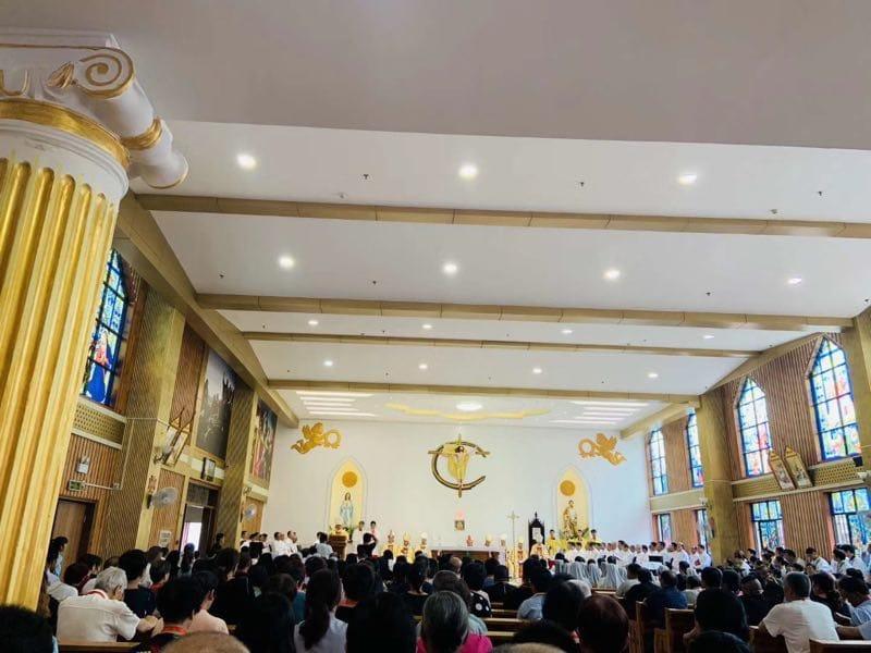 Hanzhong episcopal ordination