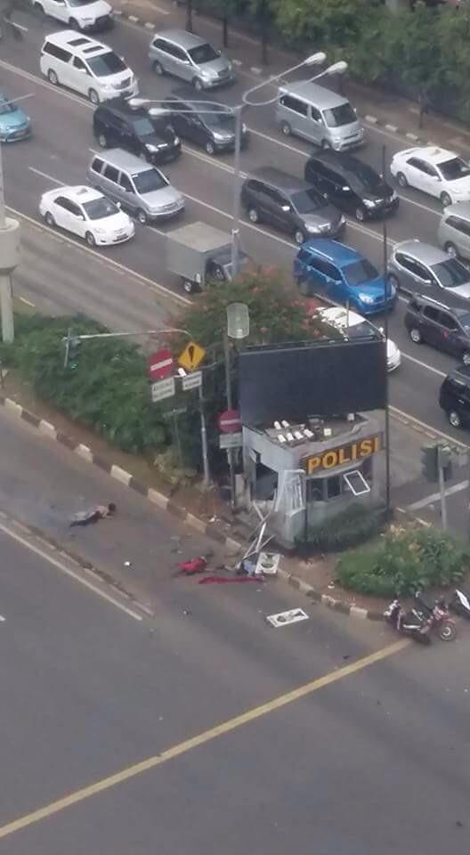 Jakarta Blasts