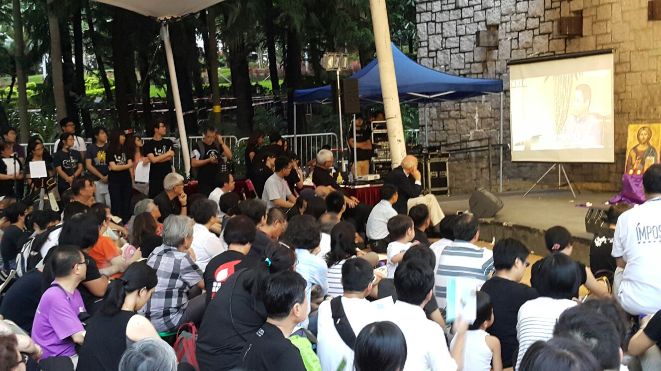 Card. Zen: Giustizia per le vittime del 4 giugno, le veglie tengono viva la memoria
