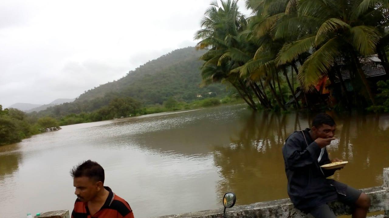 Monsoon floods ravage western India