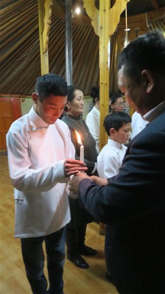 Pasqua 2018 in Mongolia