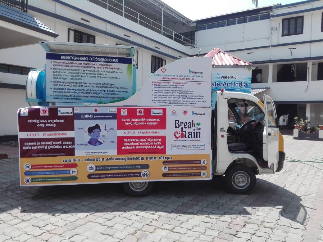 Caritas India Mission Covid-19