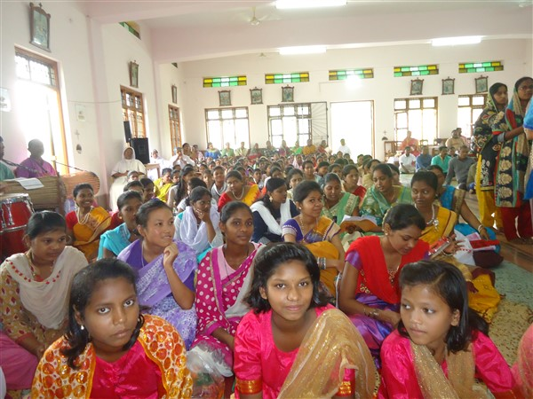 Cresime e prime comunioni in Orissa