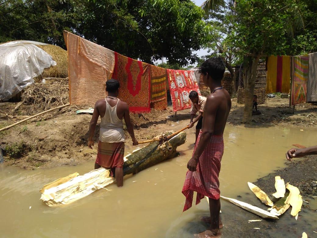 India del nord in ginocchio per i monsoni: la Caritas attiva i soccorsi