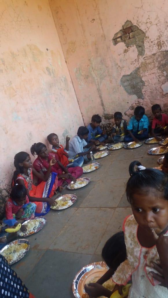 Missione per i tribali di Raigad, Mumbai