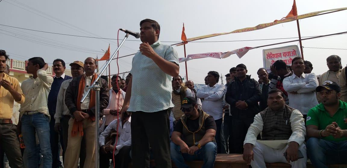 Peace rally a Varanasi