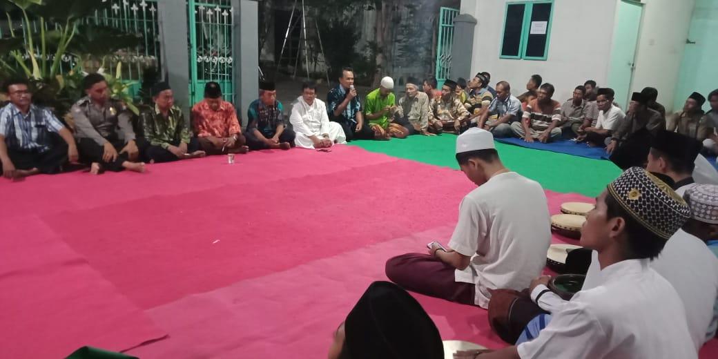 Muslim gathering
