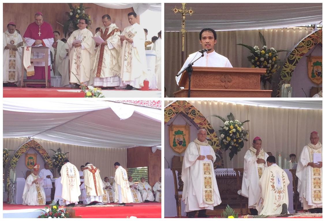 Ordinazione episcopale in Indonesia