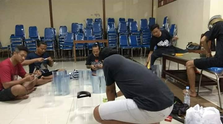 Catholic youth from Wedi