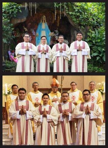 Jakarta, ordinati quattro nuovi sacerdoti diocesani