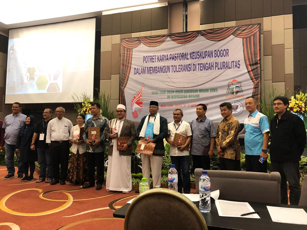 Bogor, un raduno di sacerdoti per promuovere l'armonia ed il dialogo interreligioso