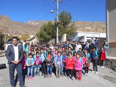 Mosul - Refugees