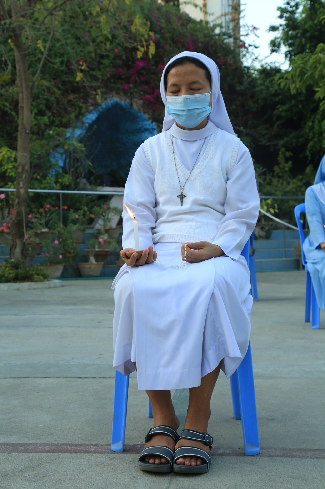 Myanmar: Christian and Buddhist protests