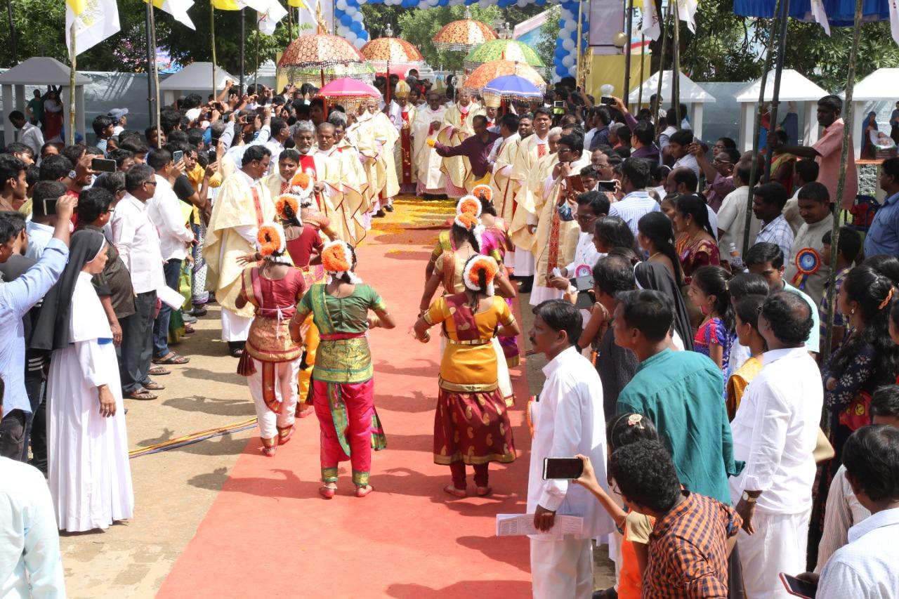Episcopal Ordination of Bishop Rayarala Vijay Kumar