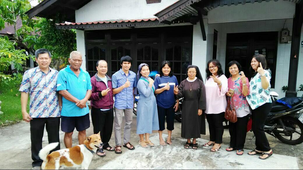 Parrocchia della Sacra Famiglia a Kota Baru, Pontianak (West Kalimantan) 01