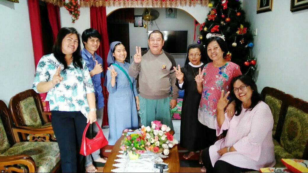 Parrocchia della Sacra Famiglia a Kota Baru, Pontianak (West Kalimantan) 06