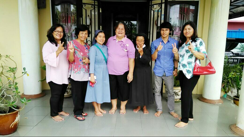 Parrocchia della Sacra Famiglia a Kota Baru, Pontianak (West Kalimantan) 07