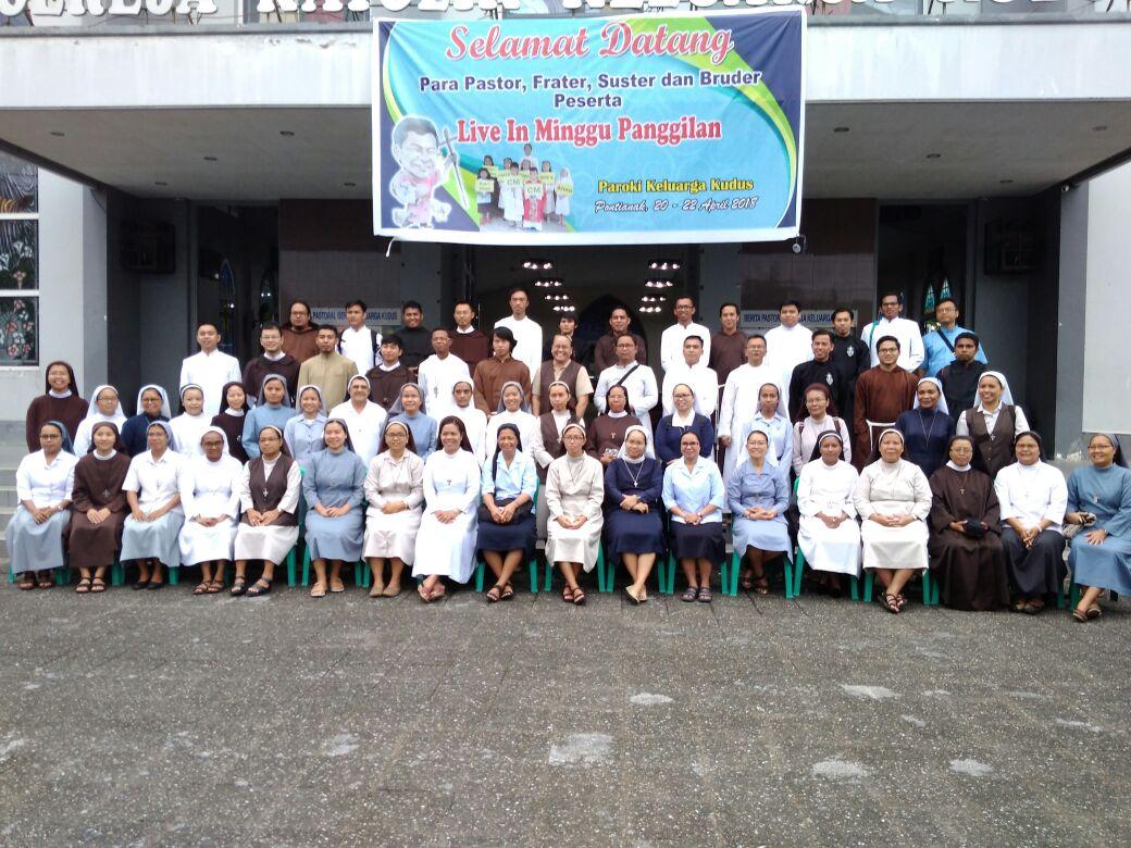 Parrocchia della Sacra Famiglia a Kota Baru, Pontianak (West Kalimantan) 08