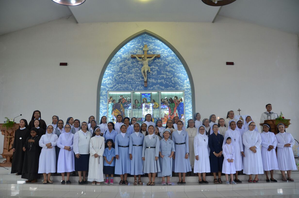 Parrocchia della Sacra Famiglia a Kota Baru, Pontianak (West Kalimantan) 11