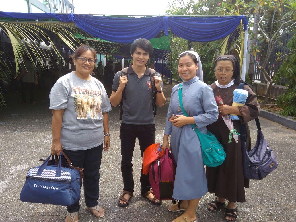 Parrocchia della Sacra Famiglia a Kota Baru, Pontianak (West Kalimantan) 12