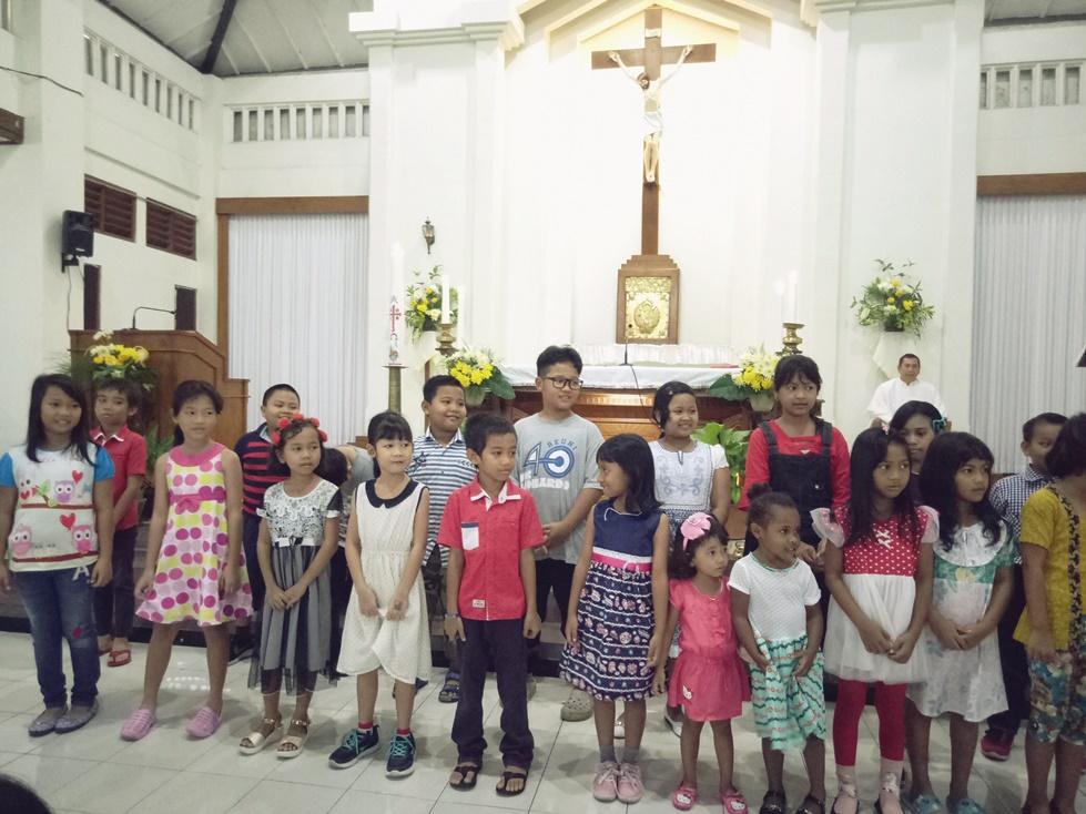 Parrocchia di St. Maria Assumpta Babarsari, Yogyakarta 01