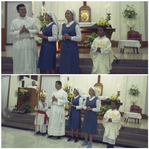 Parrocchia di St. Maria Assumpta Babarsari, Yogyakarta 03