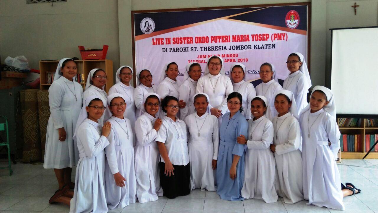 Parrocchia di St. Theresia Jombor di Klaten, Central Java 02
