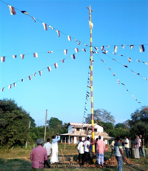 Sri Lanka, i fedeli si preparano alla festa di san Giuseppe Vaz