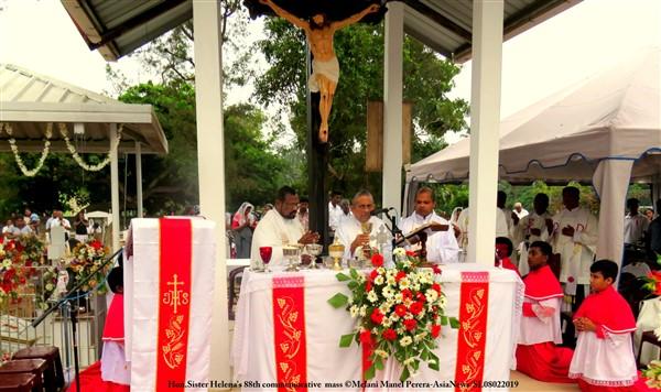 Sri Lanka, preghiere e veglie per la beatificazione di Helena da Gonawila