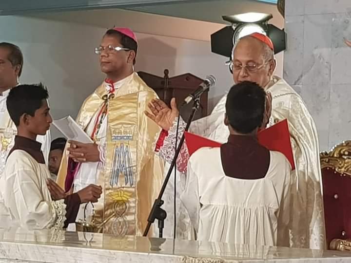 Colombo, riapre il santuario di sant'Antonio dopo le stragi di Pasqua