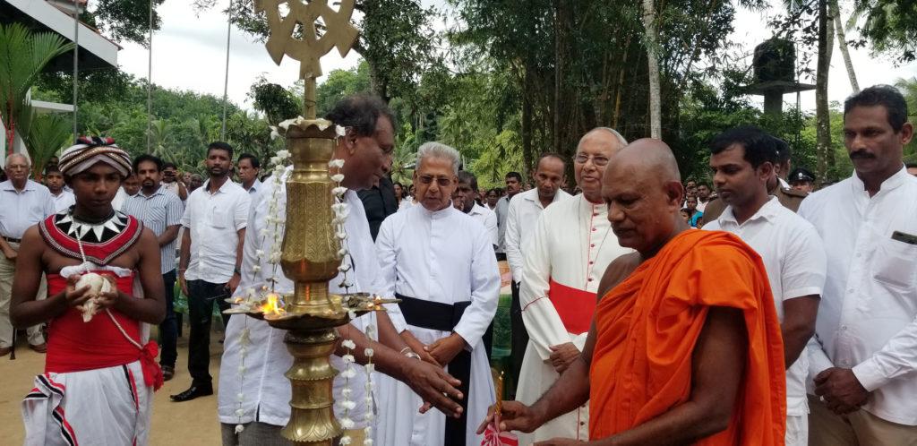 Card. Ranjith apprezzato dai buddisti