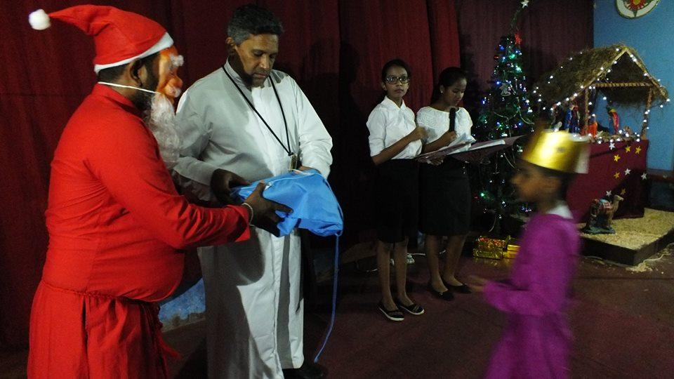 Colombo, Natale con i