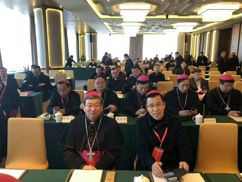 I 60 anni della Chiesa cinese indipendente. Alla festa, presenti 48 vescovi