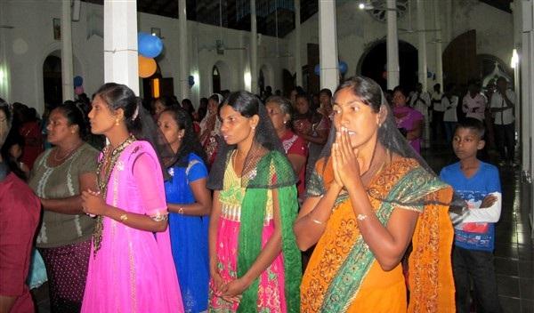Natale in Sri Lanka