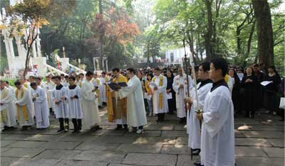 Sheshan pilgrimage