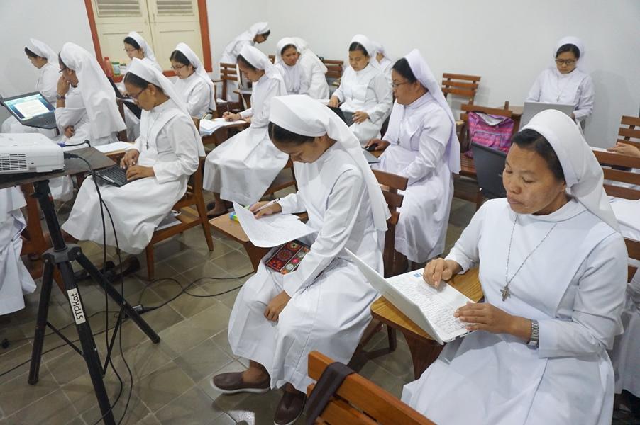 OSF Semarang writing workshop