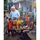P. Mariano Zelazek per 56 anni missionario in Orissa tra i lebbrosi-4