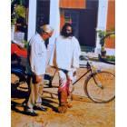 P. Mariano Zelazek per 56 anni missionario in Orissa tra i lebbrosi-5