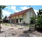 Attacco vandalico alla cappella di San Zaccaria a Rantau Alai (South Sumatera)-6